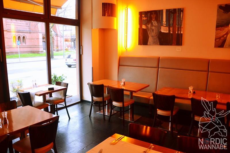Norwegisches Restaurant in Berlin, Munch's Hus, Hauptstadt, Deutschland, Norwegen, Norwegisches Essen, Blog, Skandinavien