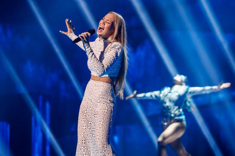 Agnete, Icebreaker, Eurovision Song Contest , ESC, 2016, Stockholm, Norwegen,