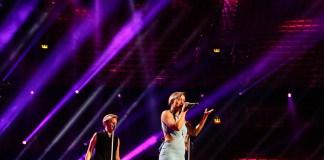 Sandhja, Eurovision Song Contest , ESC, 2016, Stockholm, Finnland,