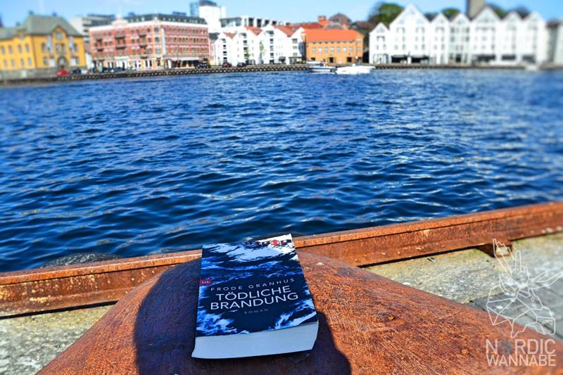 Tödliche Brandung, Frode Granhus, Bestseller, Norwegen, Skandinavien, Krimi, Thriller, Lofoten, Blog, btb, Buchbesprechung