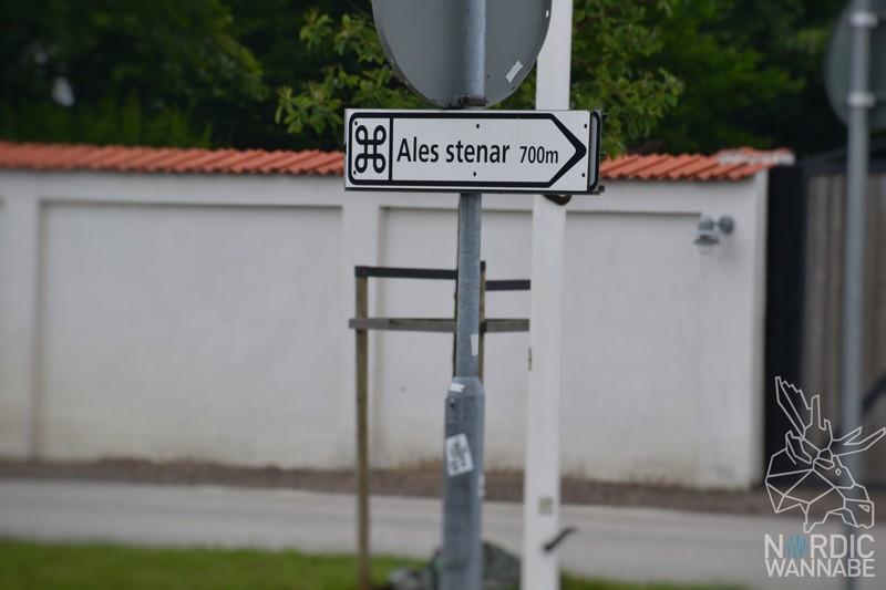 Ales-Stenar, Wikingerschiff, Steine, Stonehenge, Blog, Schweden, Blog, Skandinavien