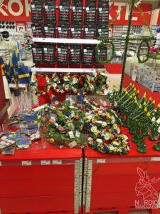 Supermarkt, ICA,Mittsommer, Kalmar, Skandinavien, Blog