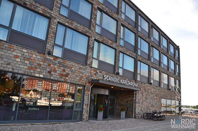 Scandic Hotel, Kralskrona, Schweden, Blog, Skandinavien