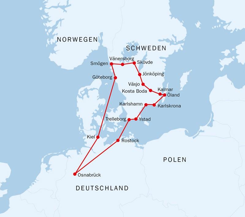 StenaLine #Ultimateeuropeanroadtrip , Schweden, Blogger, Skandinavien