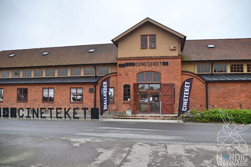 Wallander Museum, Stadt, Cineteket, Schweden, Blog, Skandinavien