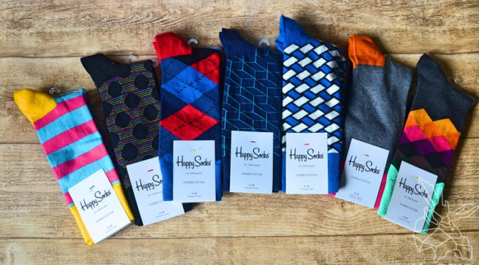Geschenk-Ideen aus Skandinavien, Happy Socks, Schweden, Strümpfe, Socken, Blog, Skandinavien, Fashion
