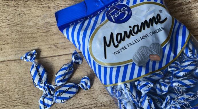 Finnische Süßigkeiten, Fazer, Schokolade, Finnland, Schweden, Skandinavien, Blog, Marianne, Pfefferminz, Geisha, Dumle, Panda, Karl Fazer, Lakritz