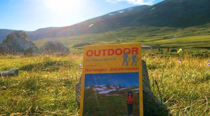Jotunheimen-Wanderführer, Outdoor, Jotunheimen, Wandern, Trekking, Route, Anfänger, Fortgeschrittene, Norwegen Blog, Skandinavien