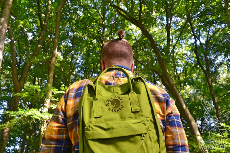 rucksack fjällräven mann
