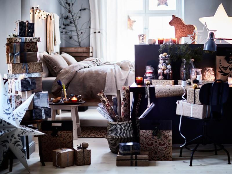 Weihnachtsdeko Ikea weihnachten mit ikea