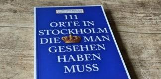 Reiseführer Stockholm, Stockholm, Reiseführer, Review, Rezension, 111 Orte, Must-haves, Blog, Skandinavien, Was kann man in , Schweden Reiseführer, SAS, StenaLine,
