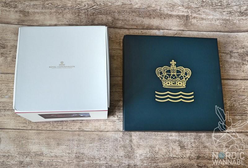weihnachtsgeschirr von royal copenhagen aus d nemark. Black Bedroom Furniture Sets. Home Design Ideas
