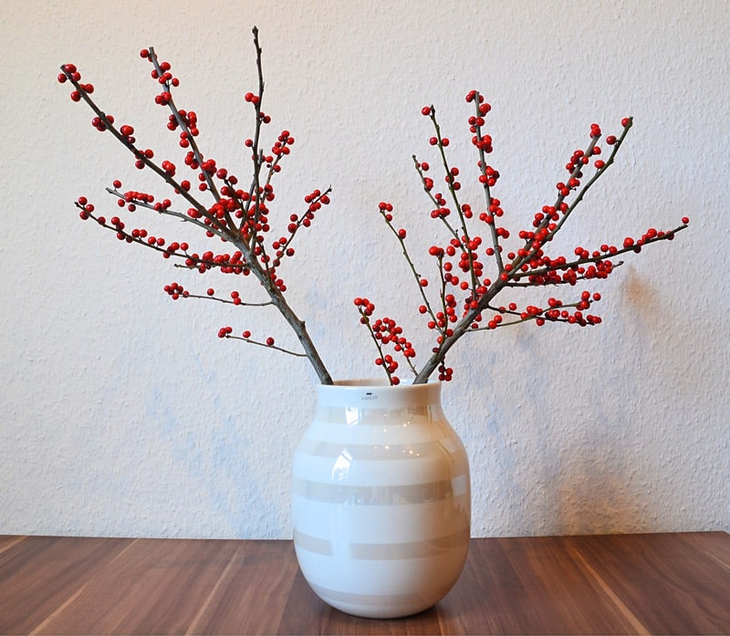OMAGGIO - Vasen von Kähler bei Lothar John Tischkultur -