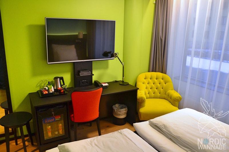 Blog norwegen oslo skandinavien silvester ton hotel for Silvester design hotel