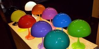 Skandinavisches Design bei Lampen, Lampen, Leuchten, aus Dänemark, Kopenhagen, Louis Poulsen, Schreibtischleuchte, Pendelleuchte, Tischleuchte, bunt, dänisch, Design, Blog, Skandinavien,