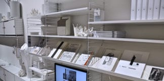 Inspirationen aus Skandinavien, String Furniture, Regale, Regelsystem, Schweden, weiß, Design, Blog, Skandinavien