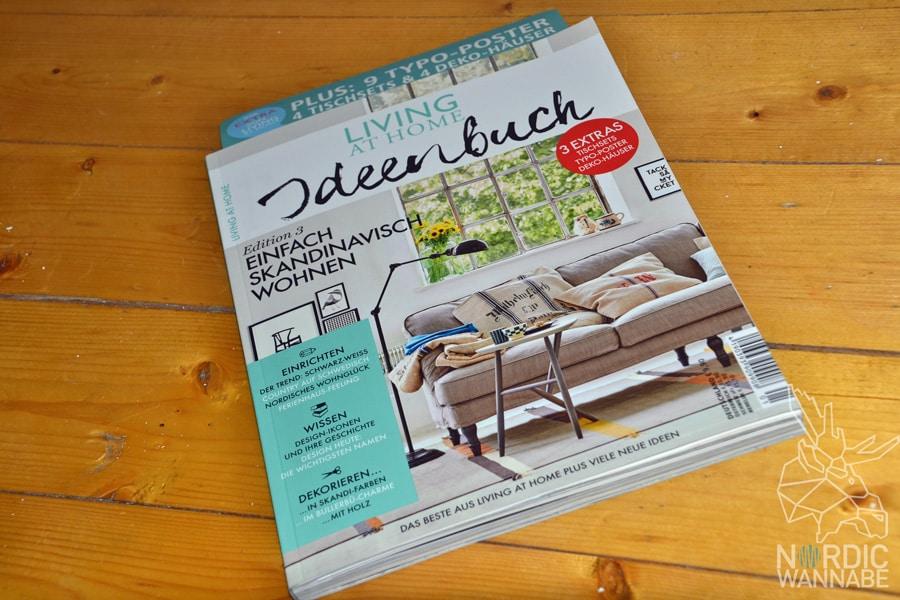 einfach skandinavisch wohnen living at home ideenbuch. Black Bedroom Furniture Sets. Home Design Ideas