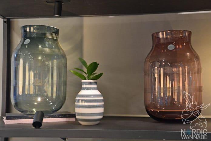 Dänisches Vasen-Design, Kahler, Kähler, Design us Dänemark, Oslo, Norwegen, Conceptstore, Flagshipstore, Omaggio, Vase, Kerzenhalter, Nordisch, Scandi Style, Blog, Skandinavien