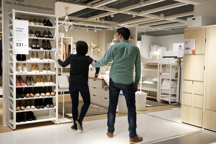 Paartherapie ikea schweden einrichtungshaus design for Design einrichtungshaus