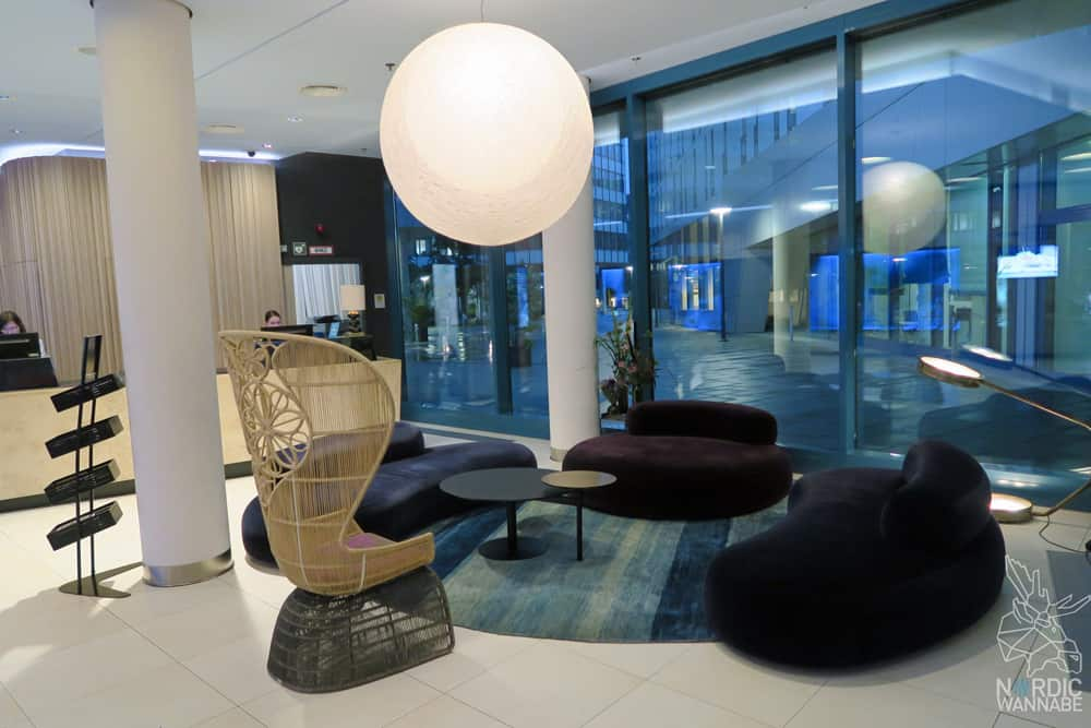 Scandic Hotel Emporio Hamburg: Meine Erfahrungen -