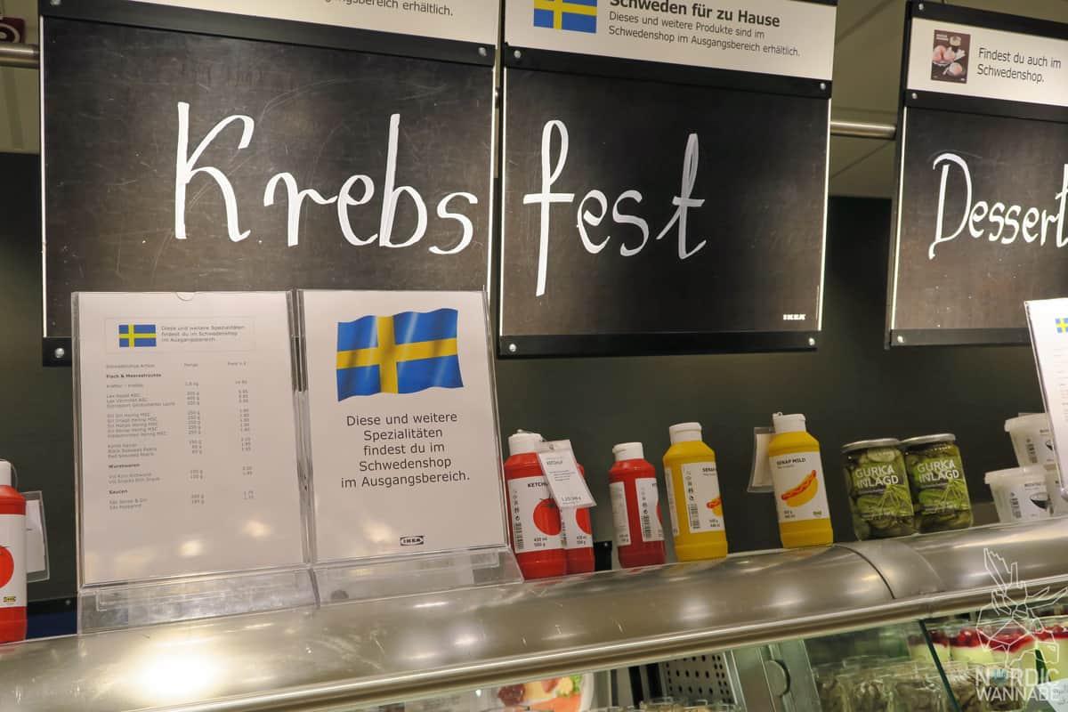 schwedische krebsfest krebse schweden ikea ikea. Black Bedroom Furniture Sets. Home Design Ideas