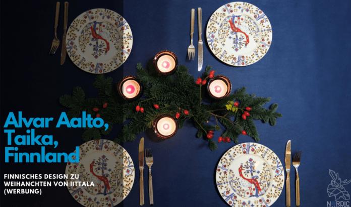 Iittala, Geschirr, Glas, Finnland, finnisches Design, Weihnachten, Skandinavisches Design, Hygge, Gemütlich, Alvar Aalto, Teelichter, Vasen, Teller, finnische Marke, Tassen, Keksdosen, skandinavische Weihnachtsdeko