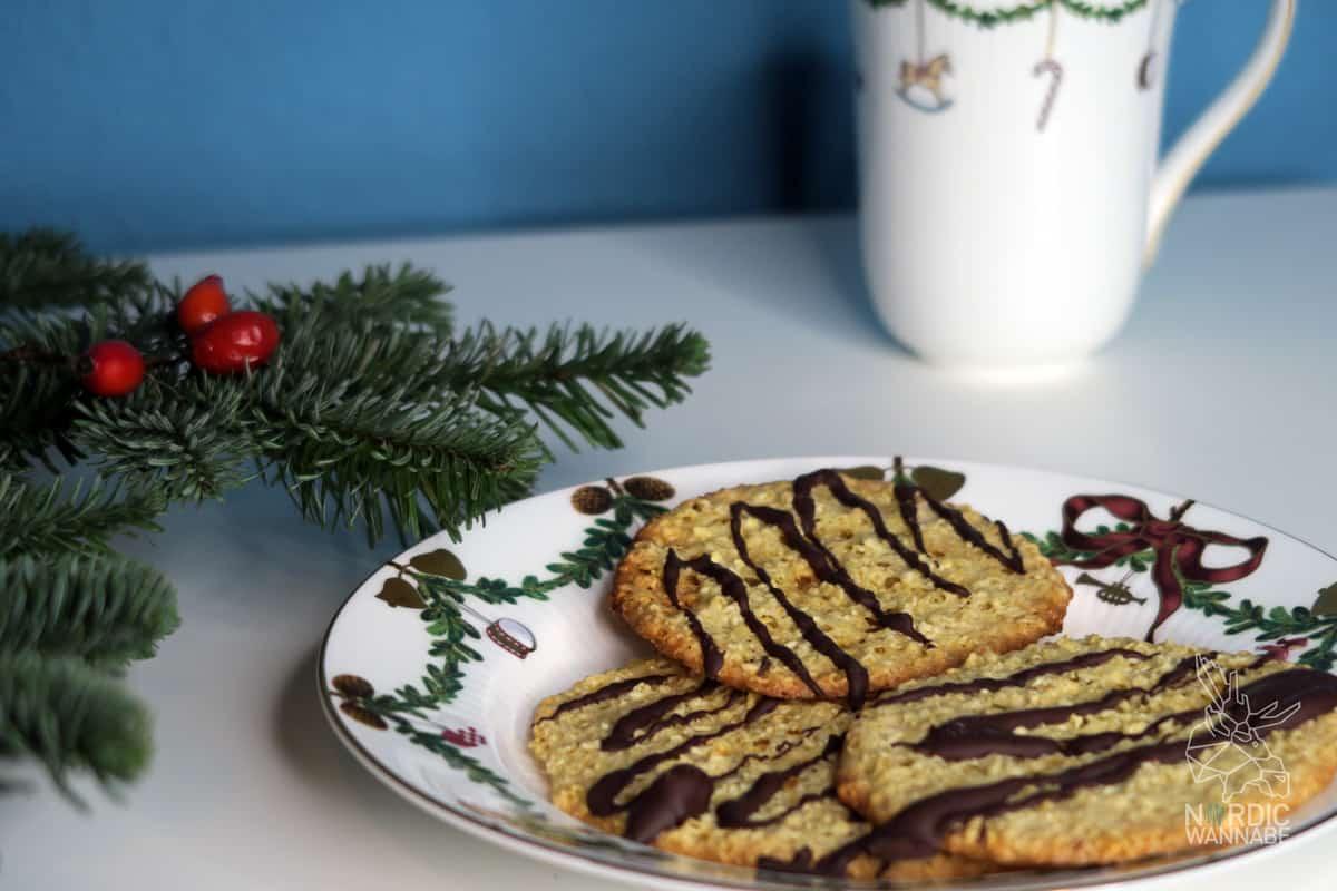 skandinavische kekse mit hygge garantie schwedische haferkekse. Black Bedroom Furniture Sets. Home Design Ideas
