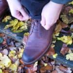 Ecco Stiefel aus Dänemark, Dänische Schuhe, Stiefel für Männer, Größe 47, große Größen, Skandinavien Blog, Skandi-Fashion, NordicWannabe, braune Lederstiefel, Boots, Männerschuhe