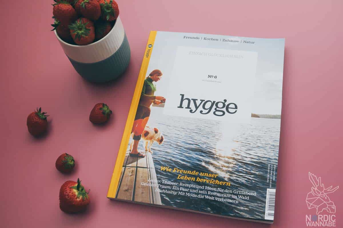 Hygge, Hygge Magazin, Dänemark, Blogger, Erdbeeren, Rezepte