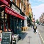 Skandinavien in London, London, Sehenswürdigkeiten, Skandinavische Cafés in London, London Wochenende, ZimtSchnecken, Scandinavian Kitchen