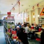 Scandinavian Kitchen, Skandinavien in London, London, Sehenswürdigkeiten, Skandinavische Cafés in London, London Wochenende, ZimtSchnecken