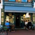 Skandinavien in London, London, Sehenswürdigkeiten, Skandinavische Cafés in London, London Wochenende, ZimtSchnecken, Blauer