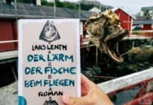 Krimi aus Norwegen über Lärm, Lachse und Norwegen? Richtig guter Roman.