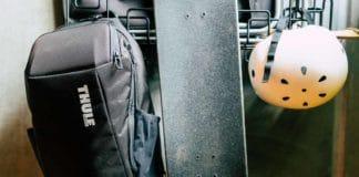 Erfahrungen mit THULE Rucksack, Handgepäck, Schweden, Skandinavien, Laptoprucksack, Businessruckack