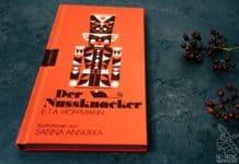 Der Nussknacker und Marimekko , Buch, Hoffmann, Rezension, Sanna Annukka, Finnland