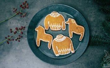 Pfefferkuchen aus Finnland, Kekse, Rezept, Skandinavien, Blog