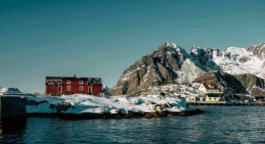 Lofoten, Skrei, Norwegen