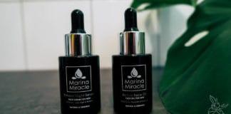 skandinavische Beauty Produkte, Skandinavien, Marken, Naturkosmetik, Marina Miracle, Norwegen, Nordic Beauty, Gesichtsöl, Make-up-entferner