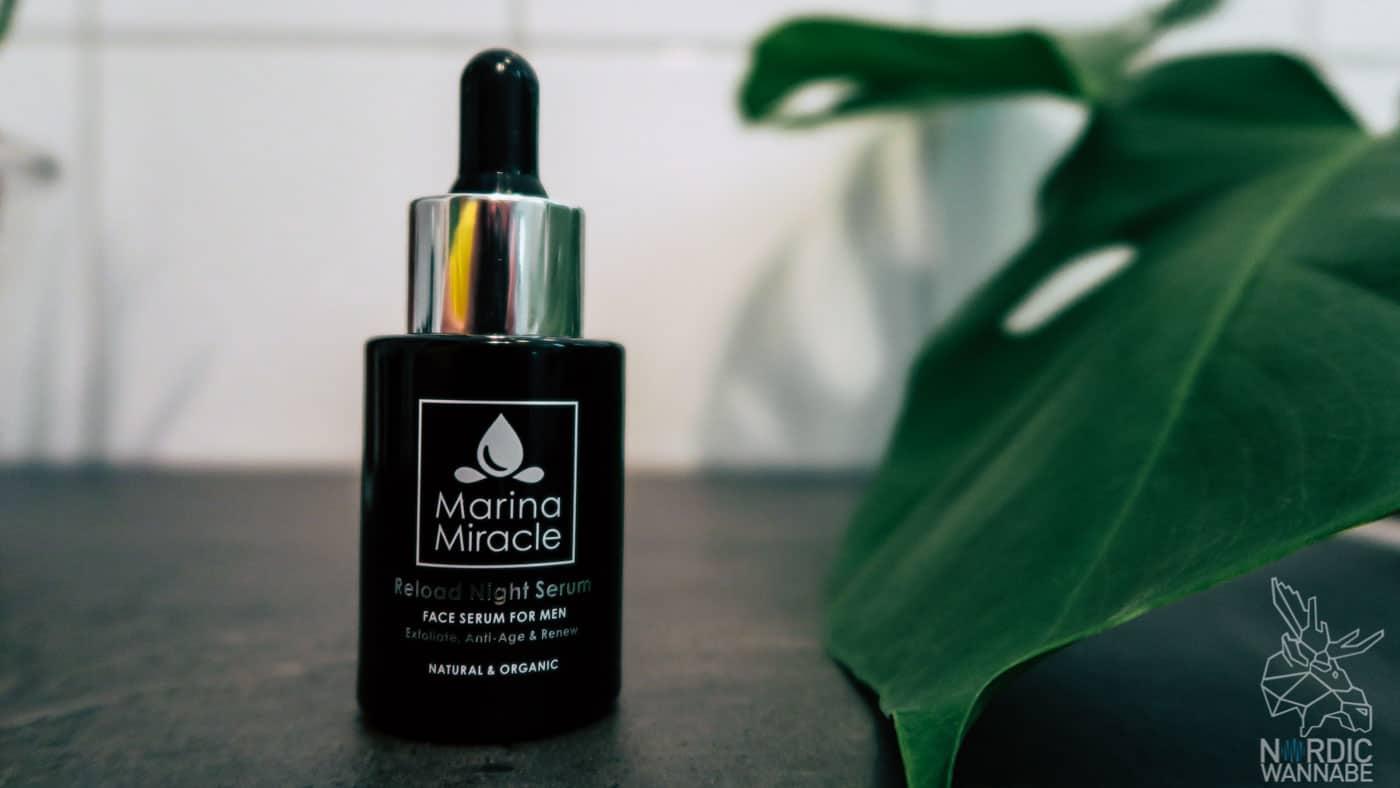 skandinavische Beauty Produkte, Skandinavien, Marken, Naturkosmetik, Marina Miracle, Norwegen, Nordic Beauty, Gesichtsöl, Make-up-entferner, Pflege-Produkte aus Norwegen