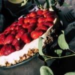 Skyr-Torte, Rezept, Schweden, Mittsommer , Skyr