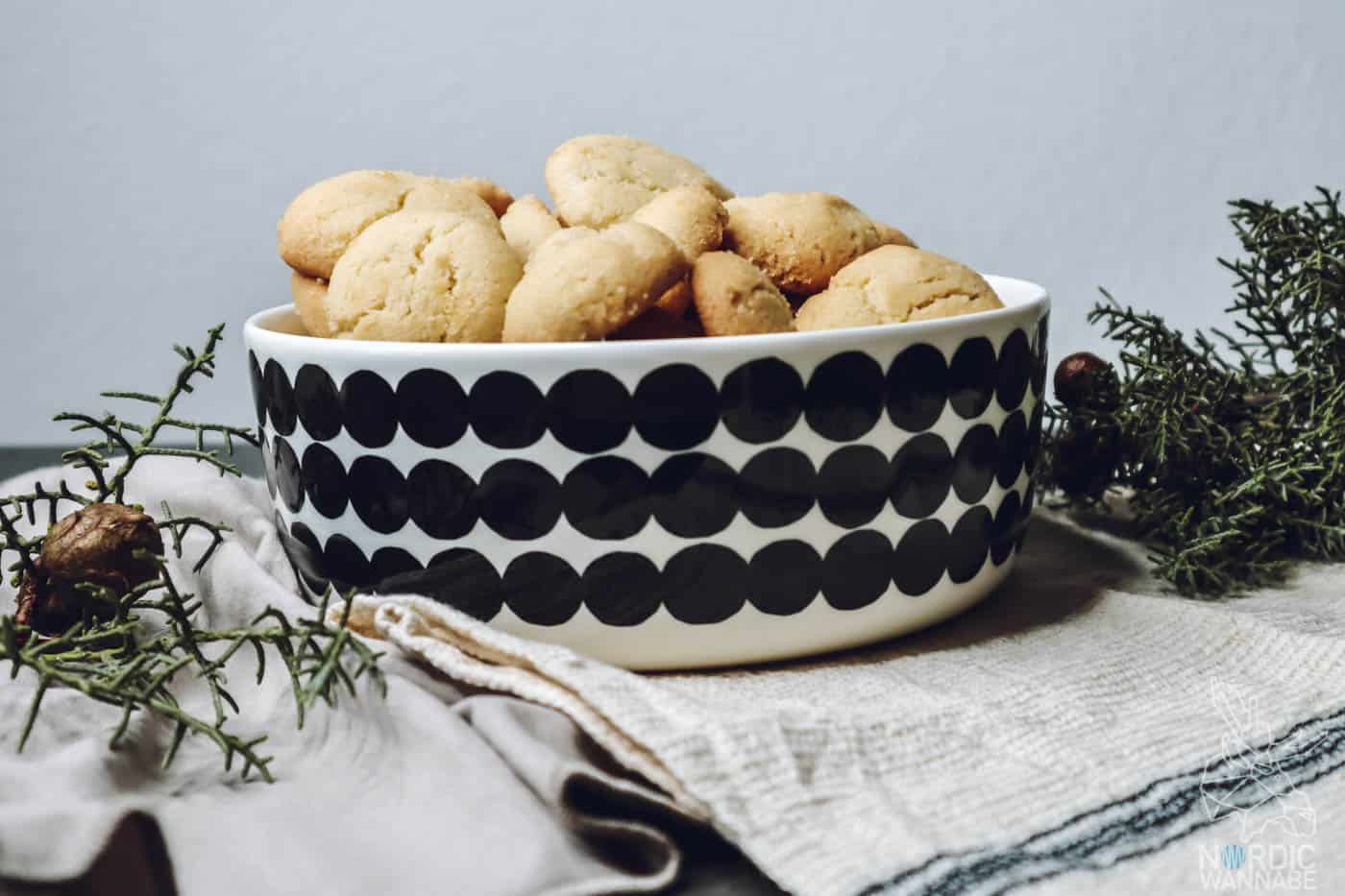 Rezept für skandinavische Kekse