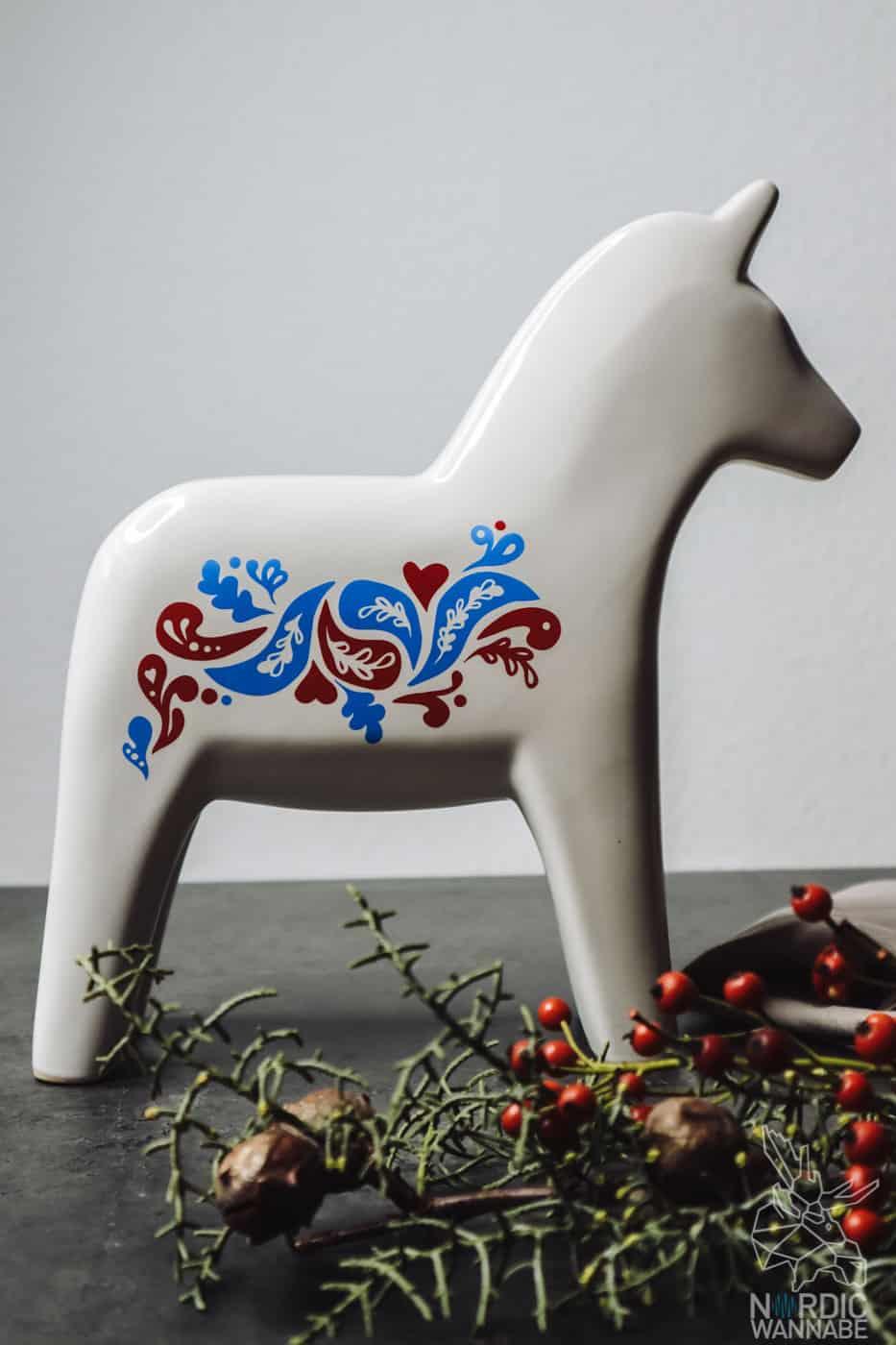 Skandinavische Weihnachts-Dekoration, Vinterfest IKEA