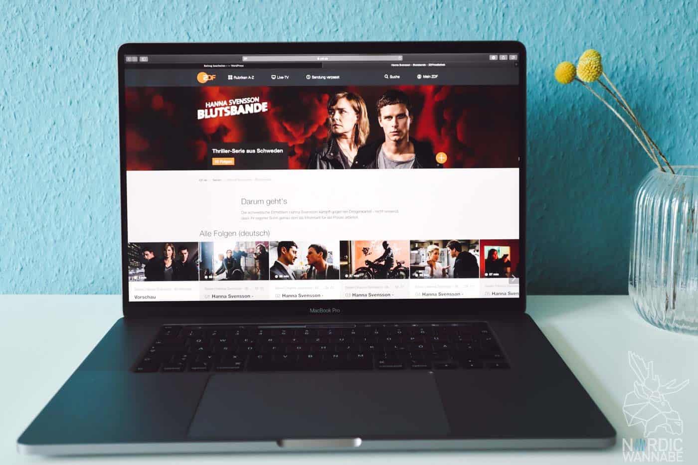 Serien und Filme aus Skandinavien