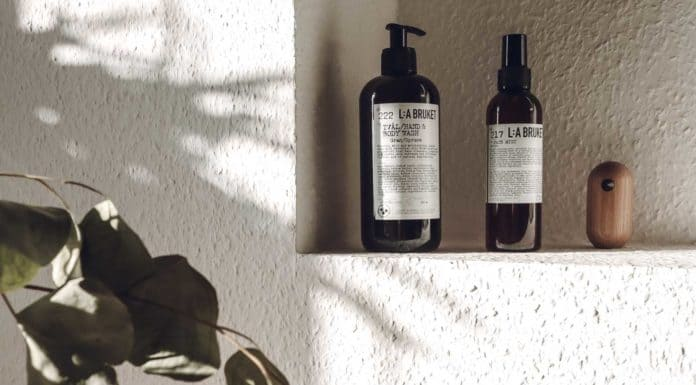 Gesichtswasser mit Birke, La Bruket, Schweden, Spray, Skandinavische Pflegeprodukte