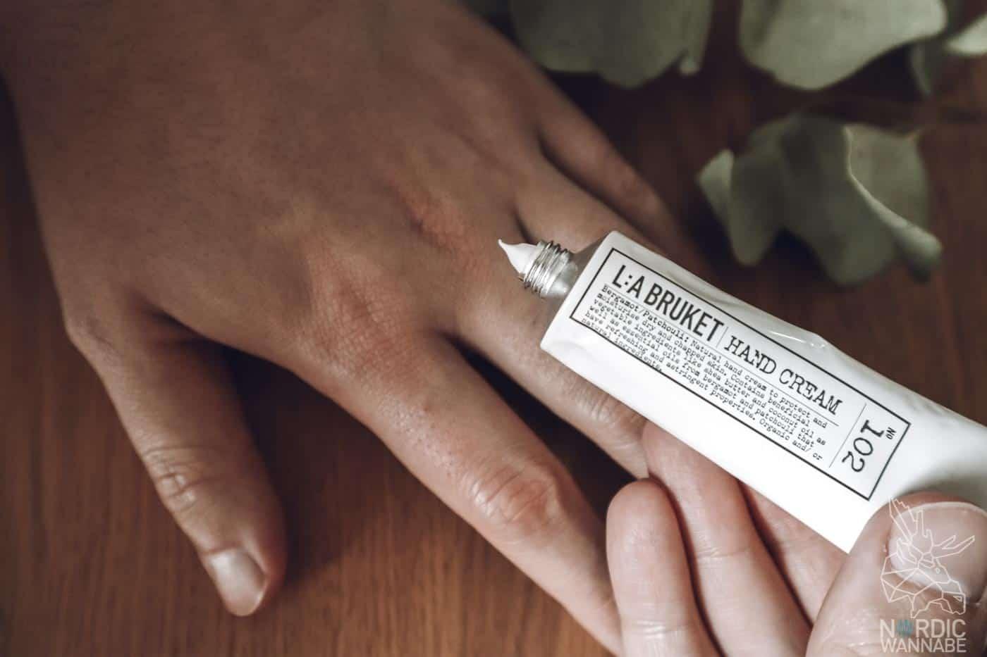 Handcreme aus Schweden, Nordic Beauty, Arket, La Bruket