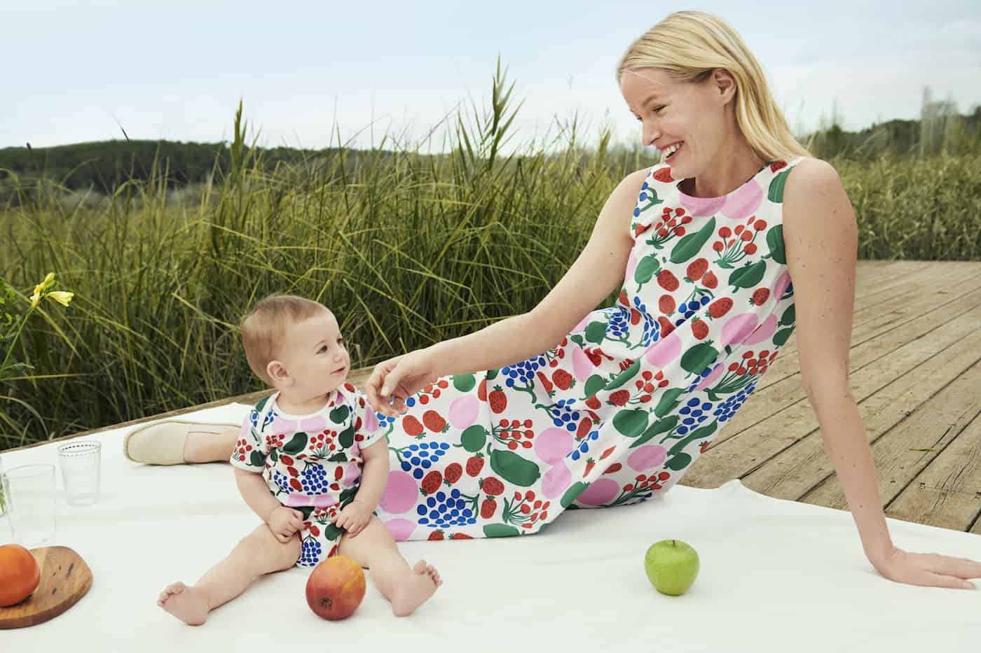 finnische Sommerleben, Marimekko and UNIQLO announce a new spearhead collaboration collection – an ode to Finnish summer living