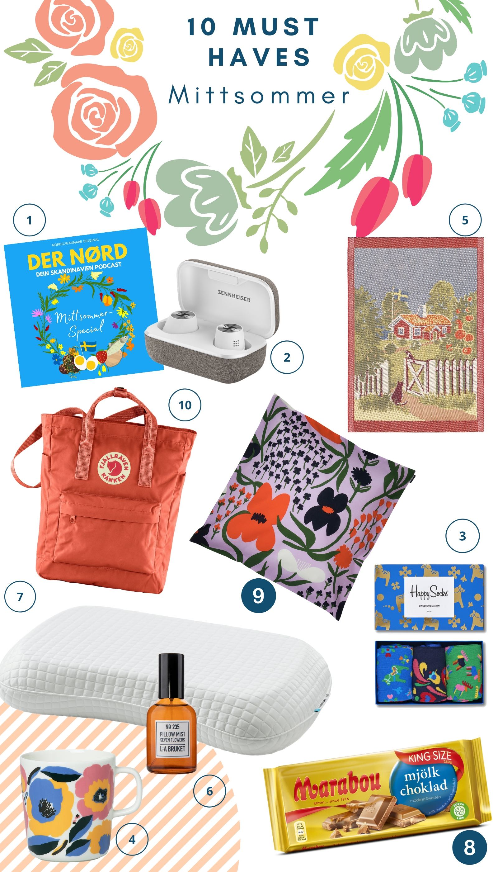 10 Must Haves, Mittsommerfest, IKEA