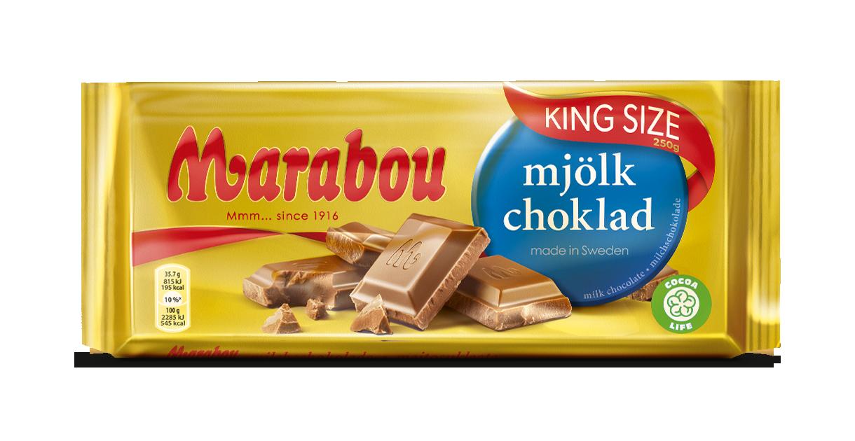 Schokolade aus Schweden, Marabou, Mittsommer