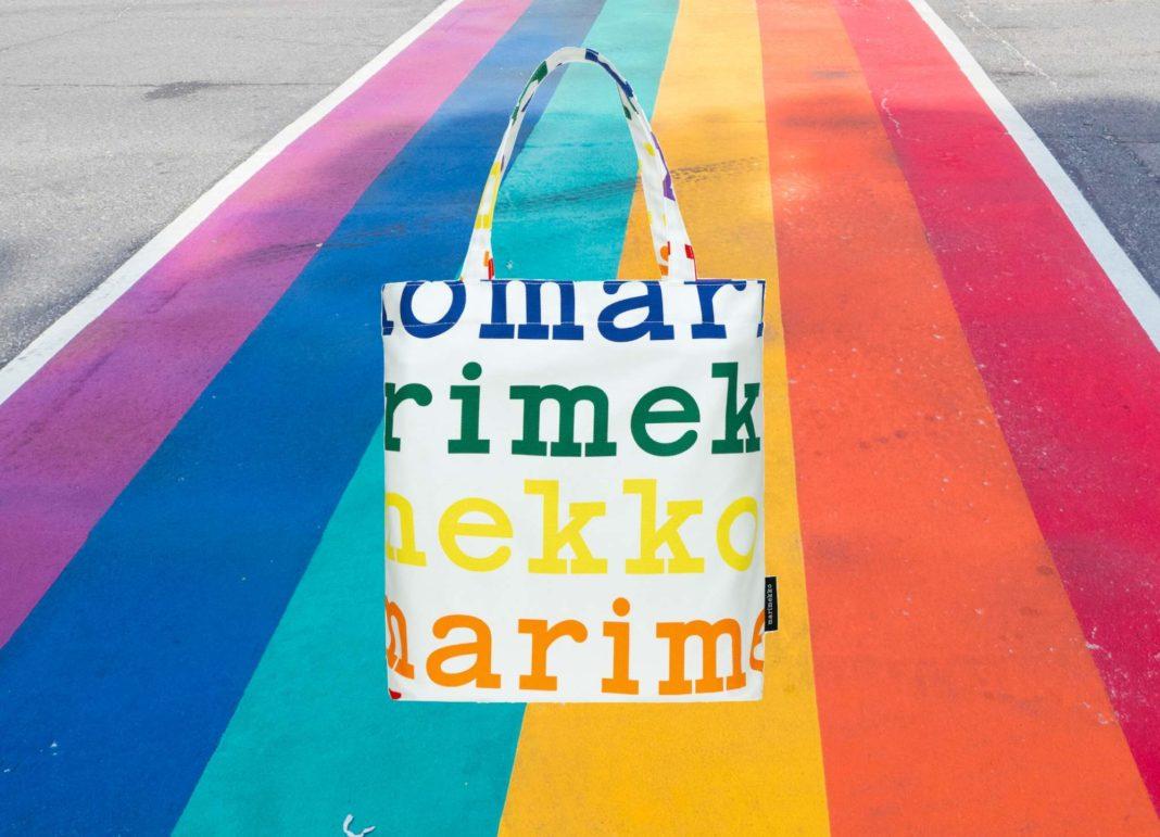 Helsinki Pride, Marimekko, Helsinki, Finnland