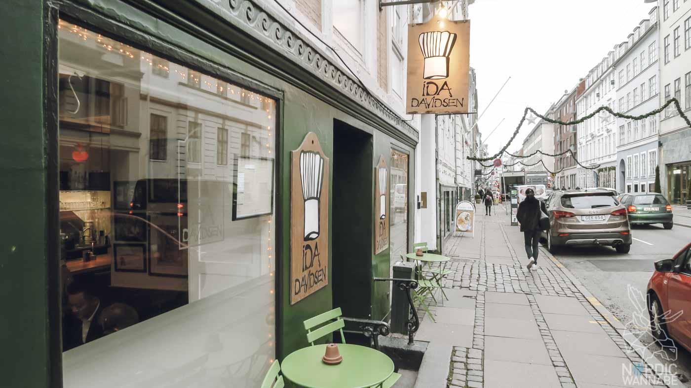 Kopenhagen, Dänemark, Smörrebröd Kopenhagen, Smørrebrød Kopenhagen, Restaurant, Ida
